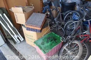 Storage Unit # A20 - 10ft x 25ft
