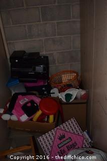 Storage Unit # B64 - 5ft x 5ft