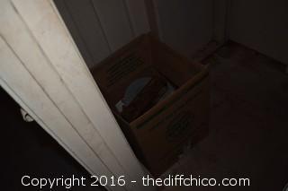 Storage Unit # B406 - 5ft x 7ft