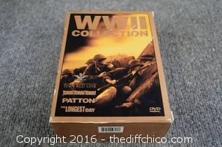 WWII DVD Boxed Set