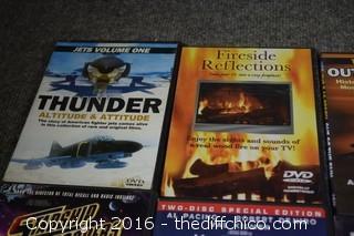 20 DVD Movies