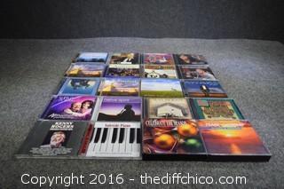 22 CDs