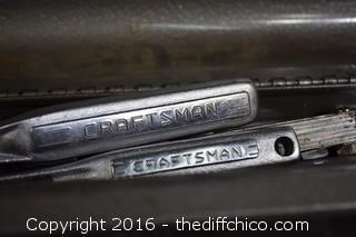 Craftsman Toolbox w/Contents