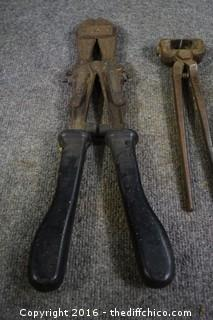 Mixed Lot of Cutters