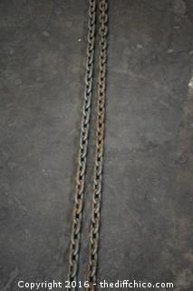 20-Foot Tow Chain