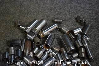 Mixed Lot of Sockets & More