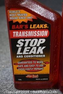 Transmission Stop Leak