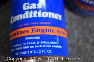 9 Sta-Power Gas Conditioner