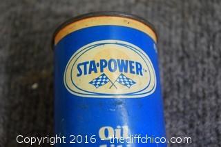 7 Sta-Power Oil Conditioner