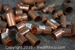 Copper Fittings