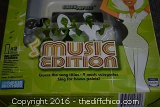 Catch Phrase Music Edition