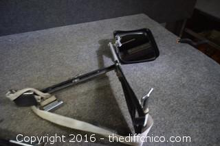 Side Mirrors For Hauling Trailer