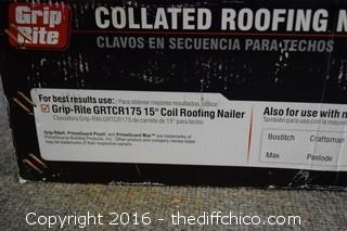Grip Rite Collated Roofing Nails
