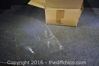 Case of Plastic Bags