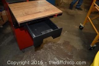 Matco 10 Drawer Tool Box-no keys