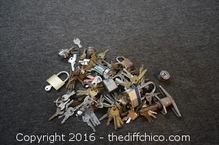 Lot of Keys