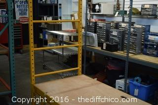 HaulMaster Heavy Duty Scaffold