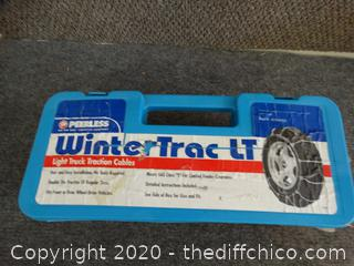 Winter Trac Chains