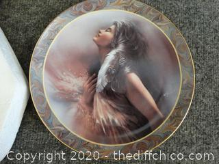The Promise Signed Numbered Plate