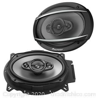 """Pioneer TS-A692F A-Series 6"""" x 9"""" 4-Way Car Speaker"""