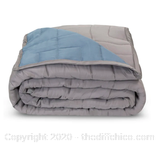 Moonstone Bamboo Cooling Weighted Blanket - 10 lb. (J12)