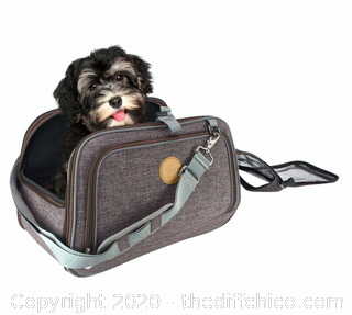 Frontpet Luxury Travel Pet Carrier (J14)