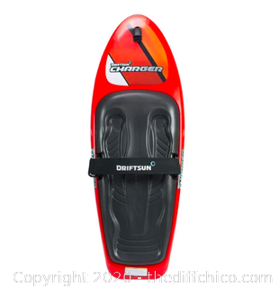 "Driftsun Charger Kneeboard, Rounded ""V"" Shape Hull (54""x20"") (J15)"