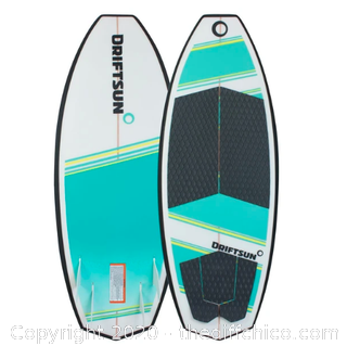Driftsun Throwdown Wakesurf Board (J18)