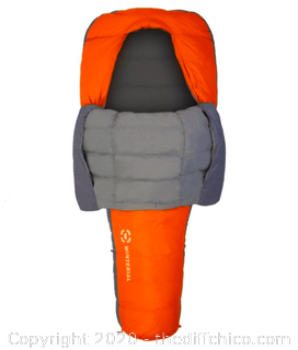 Winterial Zipperless Down Sleeping Bag (J19)