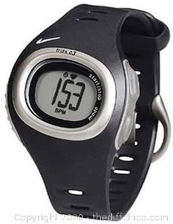 *NEW* Nike Unisex Triax C3 Heart Rate Monitor Watch