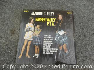 Jeannie C Riley Record