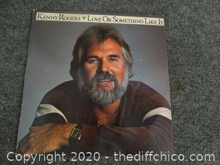 Kenny Rogers Record