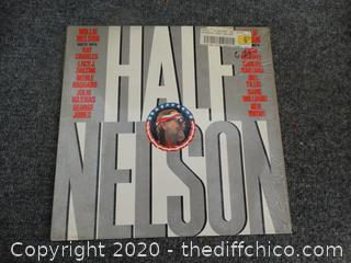 Willie Nelson RECORD DUETS 1/2 Nelson
