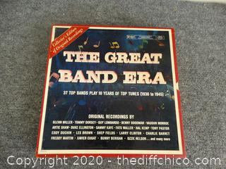 The Great Band Era Records