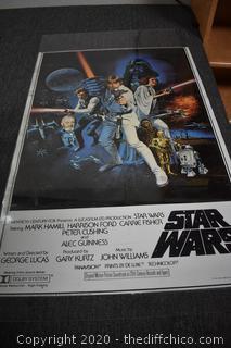 Star Wars Poster