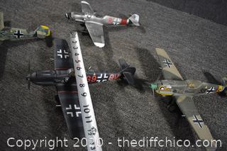 4 Air Planes