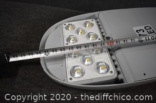 Working LED Street Lamp