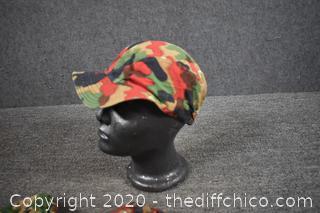 4 Cameo Hats