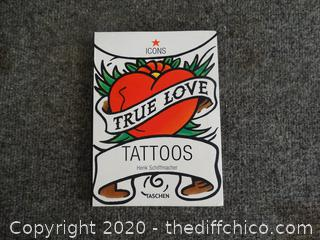 True Love Tatoos Book