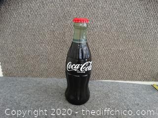 Large Coca Cola Decor