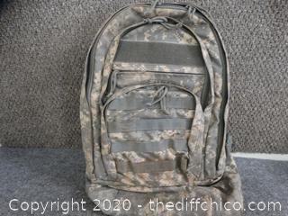 SOC Backpack