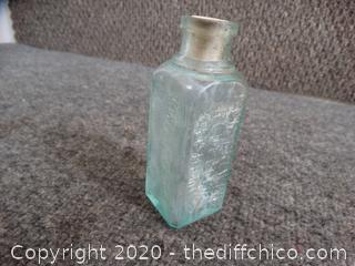 Philadelphia Hires Household Extract Bottle