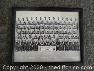 1946 Platoon 32 U.S. MARINE CORPS San Diego