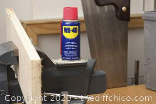 WD-40 Handyman Trio [Travel-Size] – (3) Pack Mini-Can Lubricant Kit with Original Multi-Use,Spray and Stay Gel Lubricant, Water Resistant Silicone, 30054
