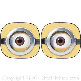 *NEW* Despicable Me Minions Auto Spring Sunshade