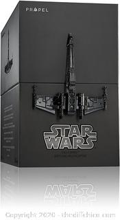 NEW Star Wars T-65 X-Wing Starfighter DRONE
