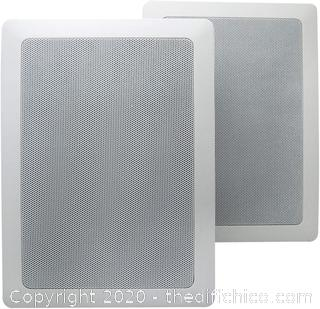 *NEW* Legrand - On-Q 36476502-V1 1000 In-Wall Speakers (Pair)