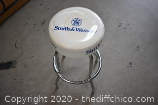 Smith and Wesson Swivel Stool