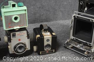 Vintage Camera Collection