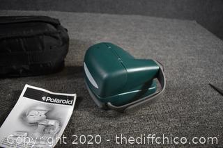 Polaroid Express Camera w/Case